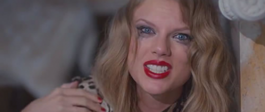 Taylor Swift: Blank Space Video Reimagined As A Horror Film