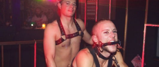 Area 2181: Things Get Raunchy At The Eagle In Seattle (PHOTOS)