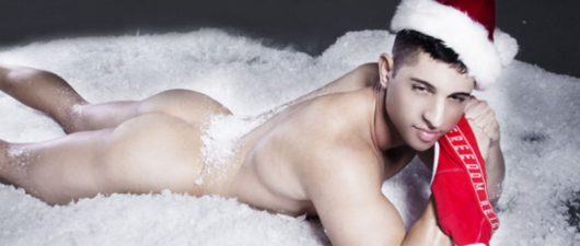 Freedom Reigns: The Sexiest Holiday Card You've Ever Seen!