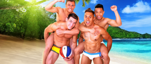 Gay Travel: See How We Travel At The Holidays (Infographic)