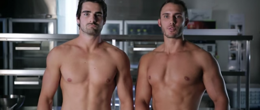 Acai Brothers: These Two Naked Aussies Are All About That Raw Life