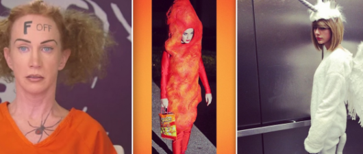 Celebrity Halloween Costumes Recap: The Good, The BAD, The Sexy!