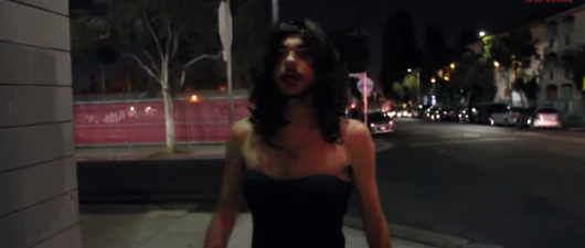 Drag Queen: 10 Hours Of Walking The Streets Of Hollywood In Bad Drag