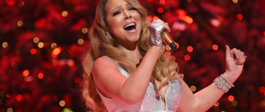 Mariah Carey: Apparently She Can Sort Of Sing!