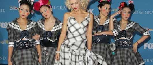 "Gwen Stefani Makes No Apologies for ""Harajuku Girls"""