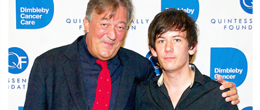 Stephen Fry To Marry His 30-Years Younger Boyfriend