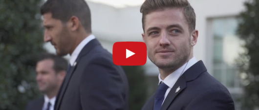 Robbie Rogers Honored President Obama In White House Reception