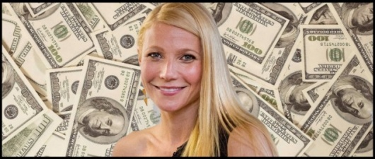 Gwyneth Paltrow Vows to Eat Like She's Not Rich For A Week!