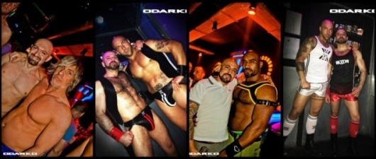 Fetish Bar: Sexy Spaniards Pack The Heat At Madrid!