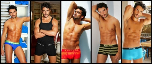 Andre Costa Works His Papi Heat