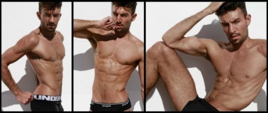 Keep It Classy In Casual Black Briefs