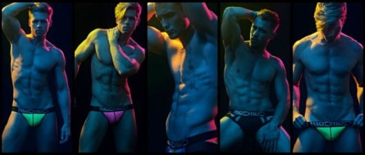 The Marco Marco 2015 Collection, It's A Matter Of Mesh