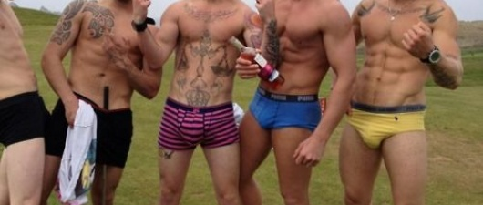 No Pants Day: boxers or briefs?